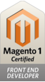 Magento FrontEnd Developer Certification